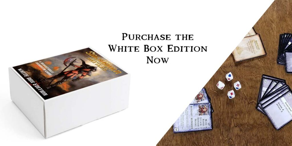 SagaBorn White Box Edition