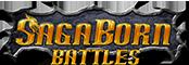 SagaBorn Battles Logo